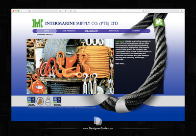 Intermarine Website