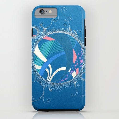 SuperNova iPhone Case by DezignerDude