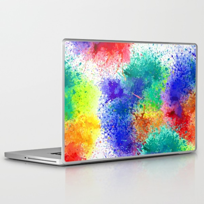 Holi Laptop Skin