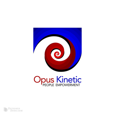 Opus Kinetic Logo, Singapore