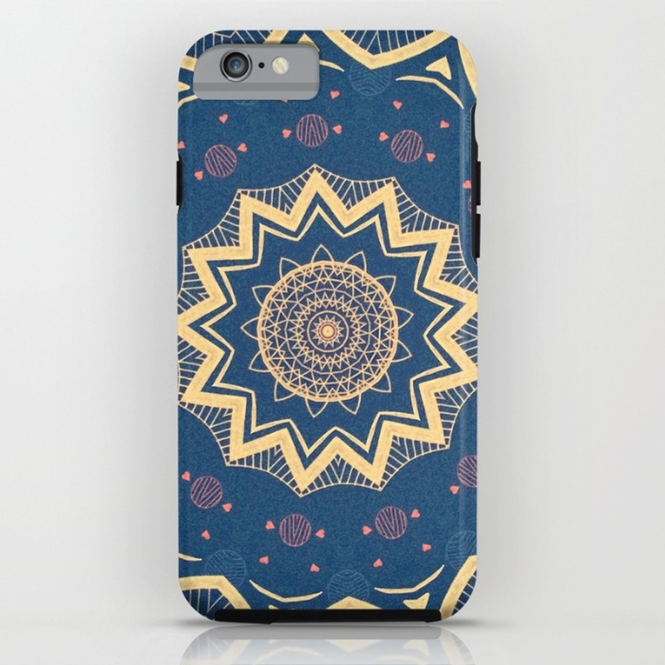 Pattern iPhone Case by DezignerDude
