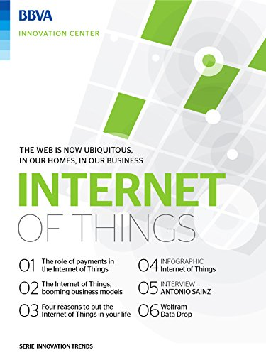 Book on Internet of Things