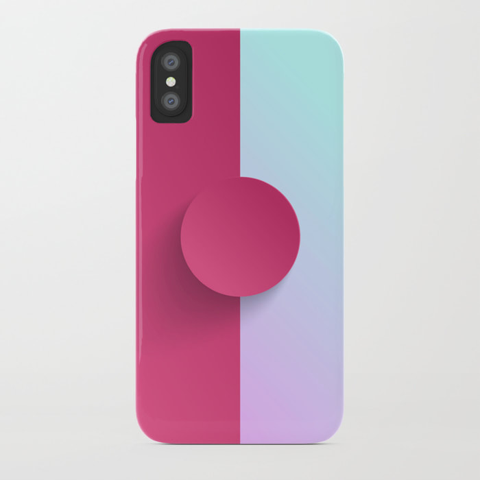 Dribble-Bribble iPhone Case by Dezigner Dude