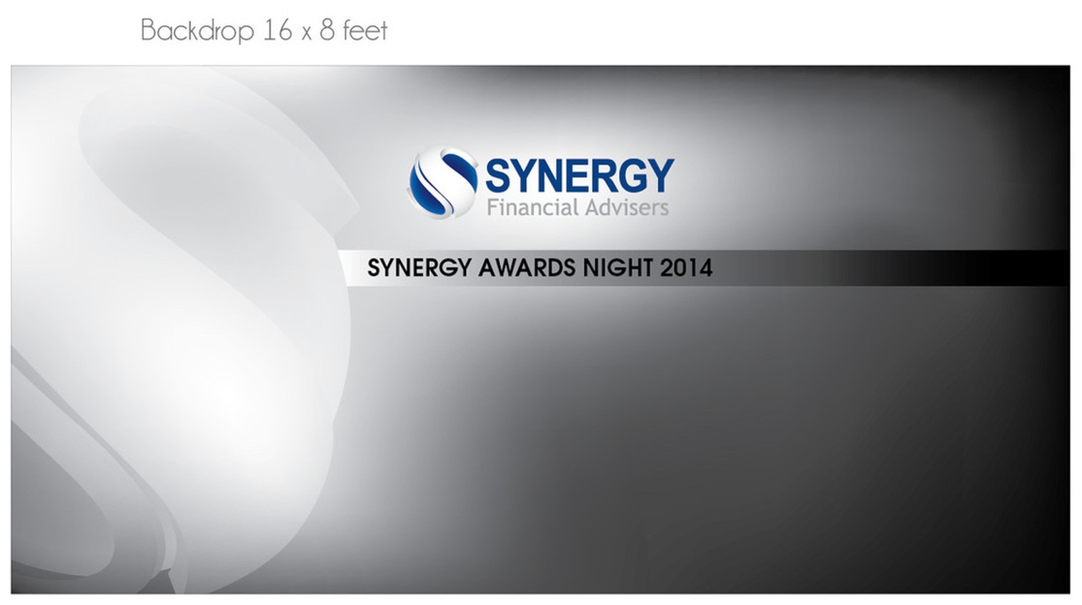 Synergy Backdrop Design