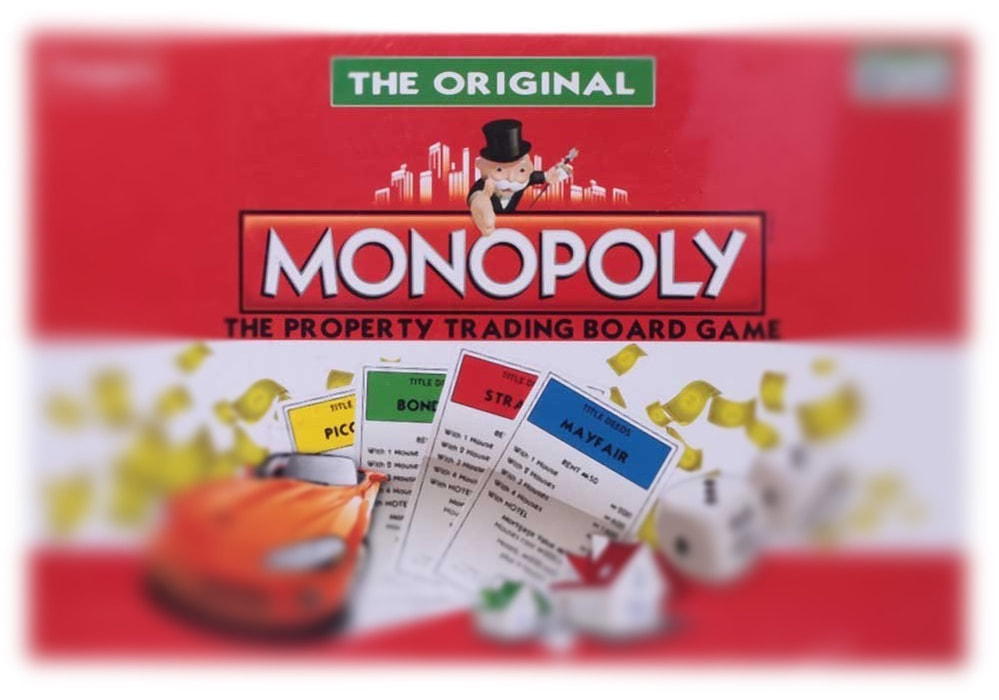 Original Monopoly - Property Trading Game