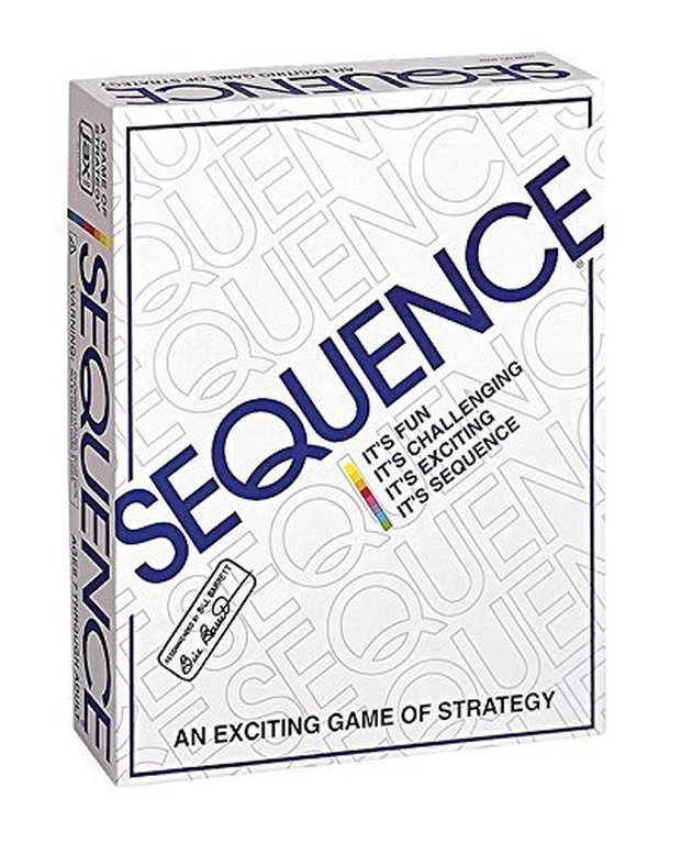 DezignerDude Sequence Game Box