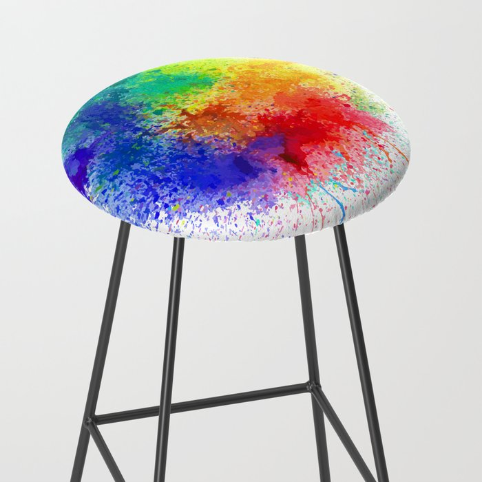 Bar stool if for the most colourful ambience specially during holi festival