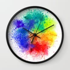 holi time clock