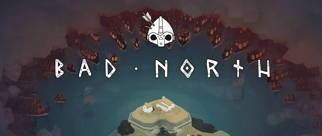 Bad North Real-Time Strategy Game