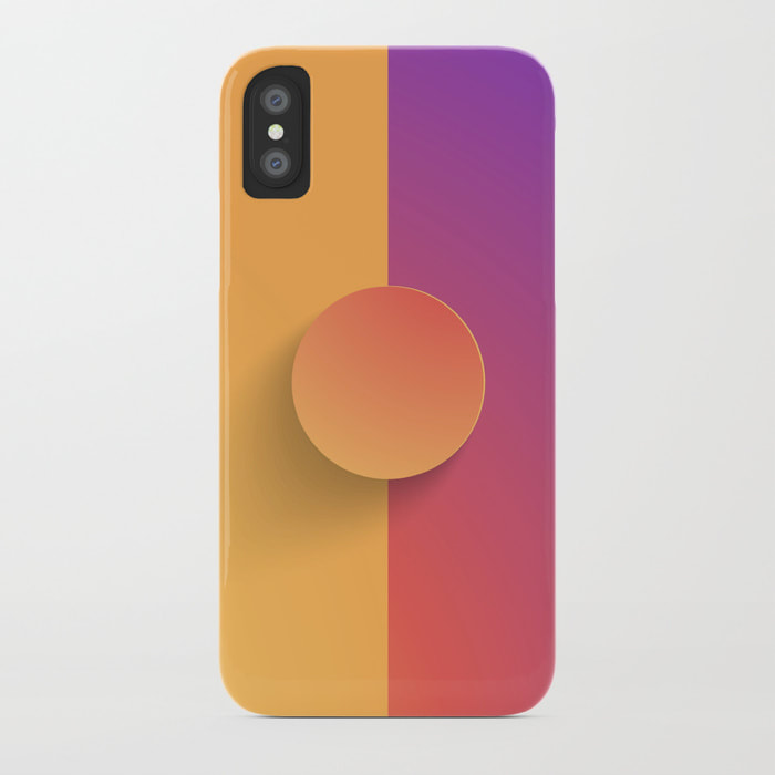 Gram of Insta iPhone Case by Dezigner Dude