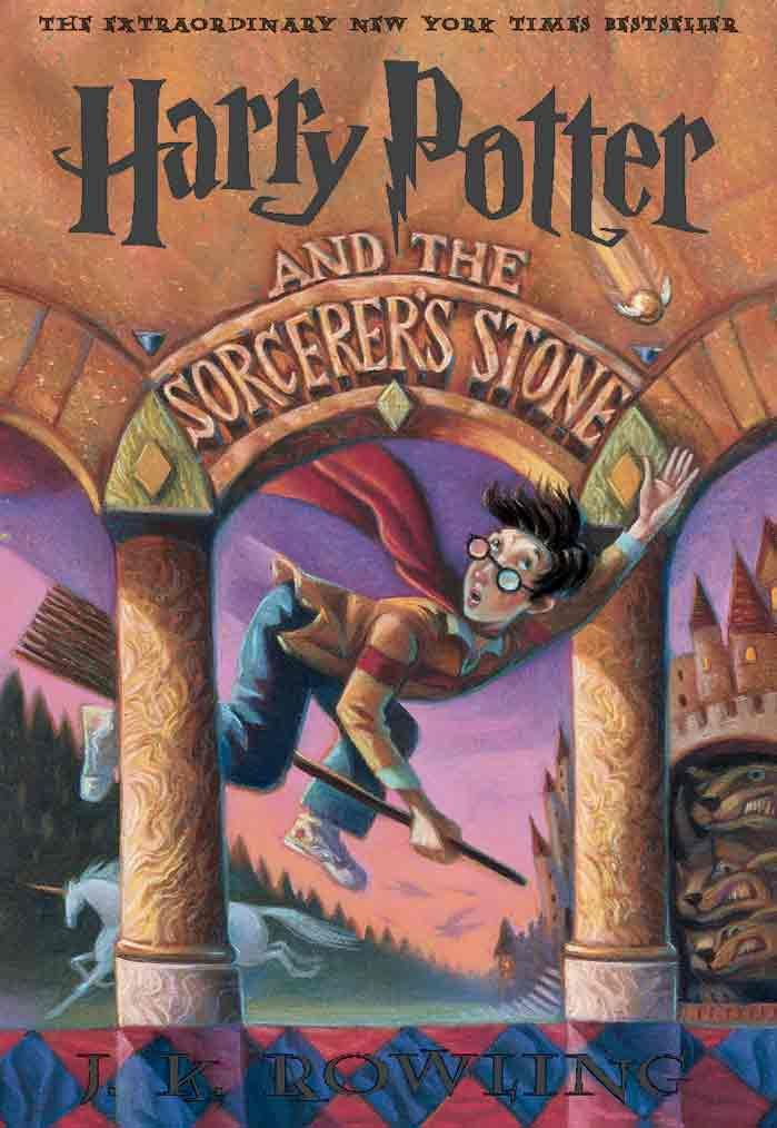 Harry Potter and the sorcerers stone - J.K.Rowling