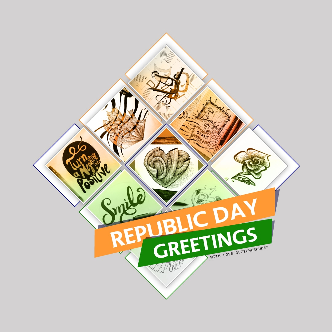 Happy 68th Republic Day - India