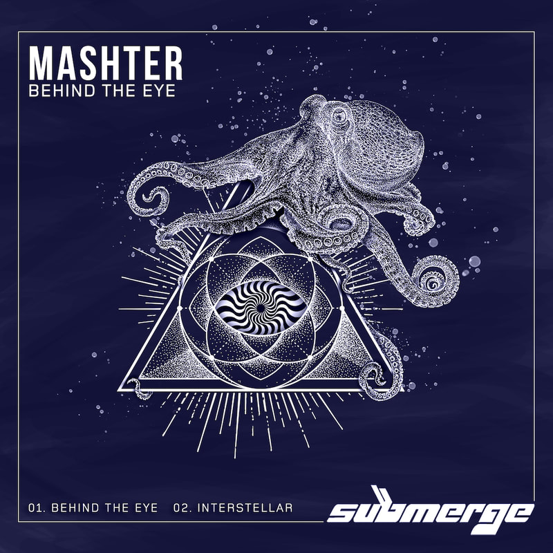 Mashter Behind the Eye Graphic Design by DezignerDude - Design Agency in Delhi
