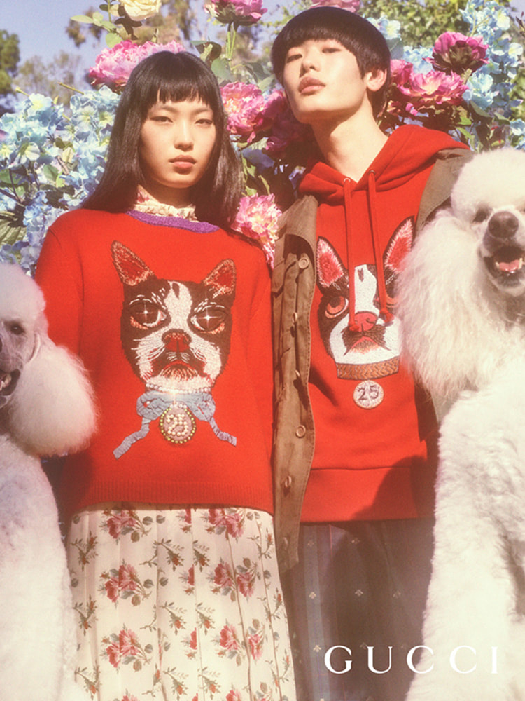 Gucci Chinese New Year Campaign 9