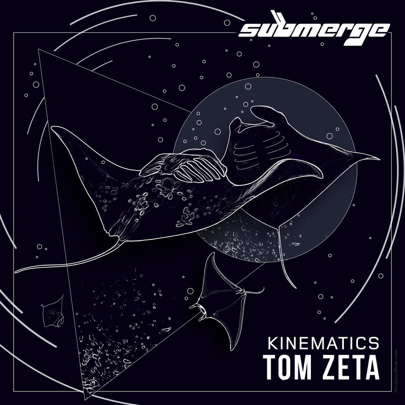 Tom Zeta Kinematics Album Design